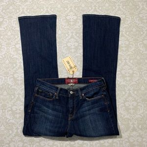 Lucky Brand Sofia Bootcut jeans NWT